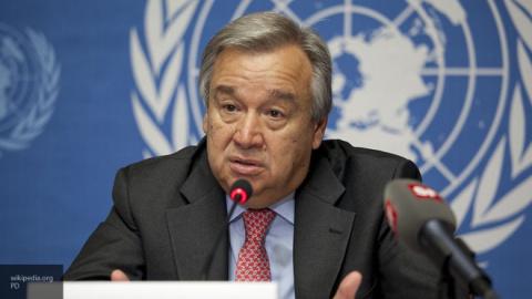 ООН требует $4,4 млрд для спасения Южного Судана, Сомали, Йемена и Нигерии