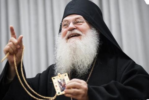 Афонский старец: «Бог покрыв…