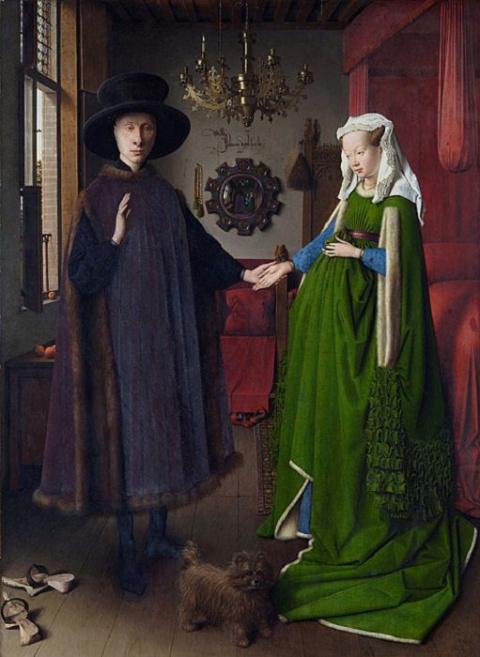 Секреты зеркал на известных полотнах