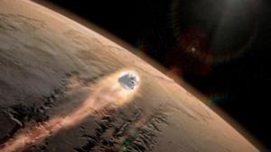 Отправка экспедиции на Марс …