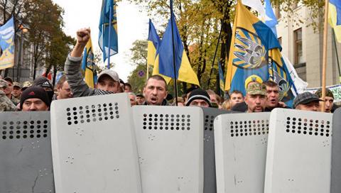 Новый киевский Майдан: злове…