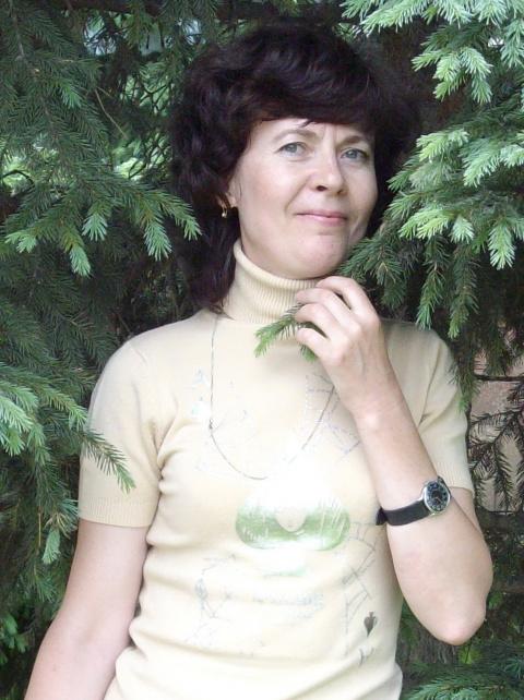 Светлана Плотникова (Строгис)