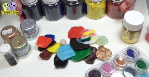 Как и чем окрасить пластик П…