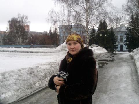 Оксана Михайлова (Кириченко)