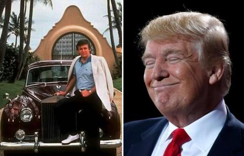 7 любимых автомобилей Дональда Трампа