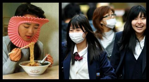 Особенности японской жизни, …