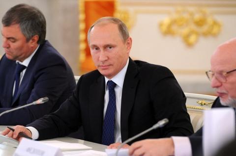 Путин прокомментировал эскал…