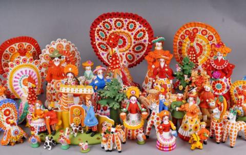 17 самых красивых видов народного искусства России