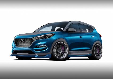 Hyundai привезет на SEMA дву…