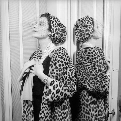 Женщина-леопард Митца Брикар: загадочная муза Dior