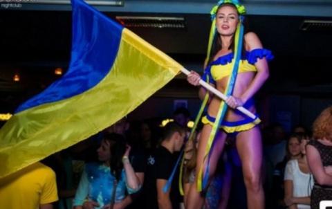 Легализация проституции. Самый насущный вопрос на Украине...