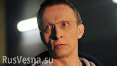 Иван Охлобыстин: За что умирают украинские солдаты?