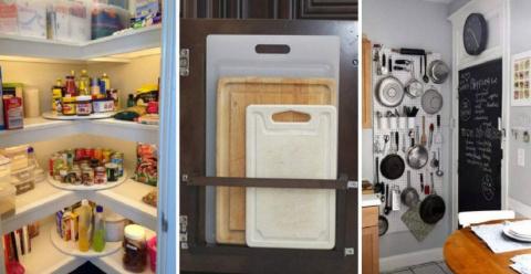 7 гениальных идей для кухни,…