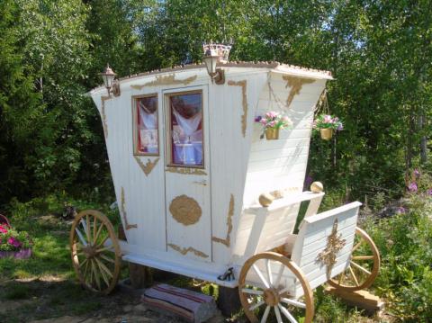 Идея дачного туалета