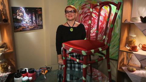 Реинкарнация старого стула