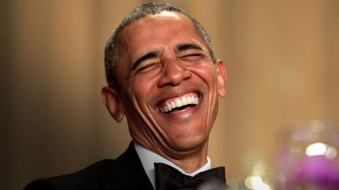 Последний анекдот про Обаму.…