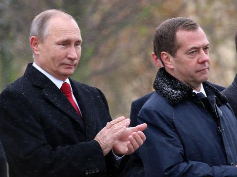 Путин уже принял решение о смене кабинета министров