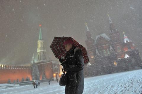 « Я тебя люблю Россия ! « Из французских блогов