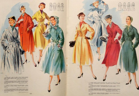 Знаменитые модники и модницы…