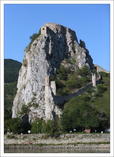 Словакия: прогулка по Девин Граду
