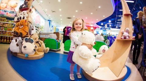 «Детский мир» в центре Москв…