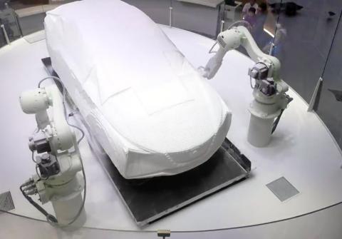 Видео: «танцующие» роботы вы…
