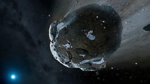 NASA предупредило, что к Зем…