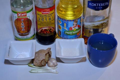 Коньячный кисло-сладкий соус к мясам. Афтар: Жук
