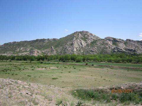 Аблаинкит (Аблаинскит, Аблайкит, Аблайскит) (крепость-монастырь).