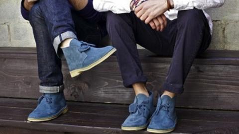 Дезерты: обувь для стильных мужчин