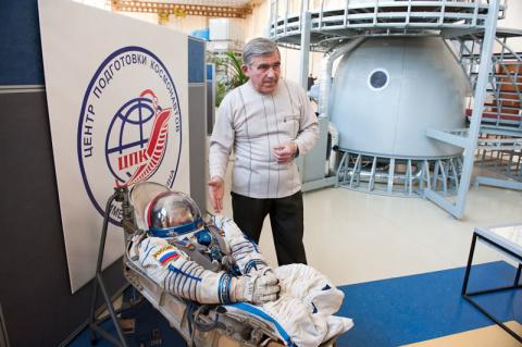 Центр подготовки космонавтов…