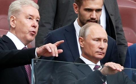 Мэрия Москвы: Столица после Лужкова превратилась в бизнес-рай, честно