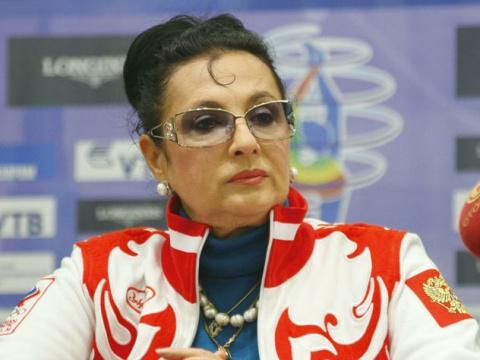 Ирину Винер предложили сделать министром спорта