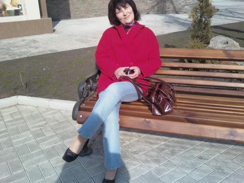 Алевтина Вербовская