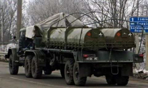 Почему Украине столько оружи…