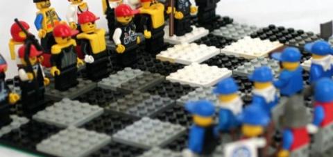 Необычные способы использования Lego