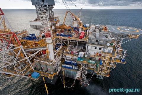 BP завершила установку платф…