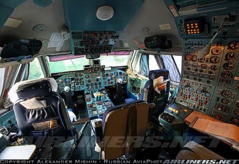 Ил-86. История серии (к годовщине первого полета)