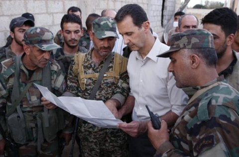 Грандиозный ответ Башара Асада Западу