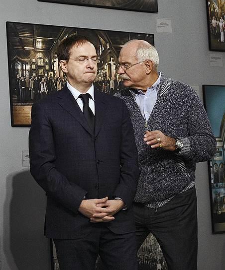Может быть, все-таки, прав Н.Михалков, вышедший из правления Фонда кино ?