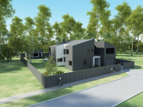 Проект индивидуального дома …