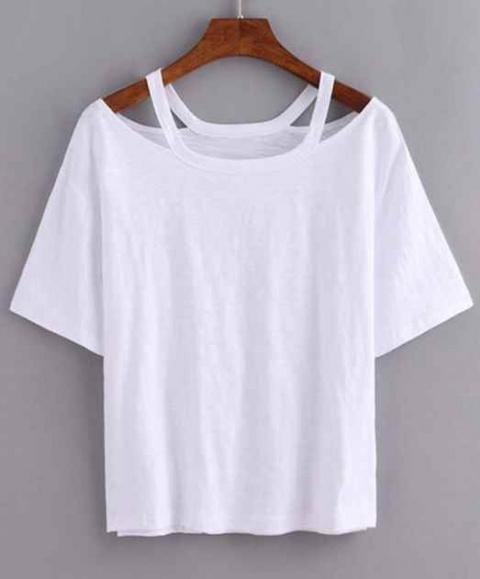"""Необычная """"футболка"""""""