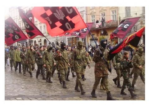 Украинские националисты наме…