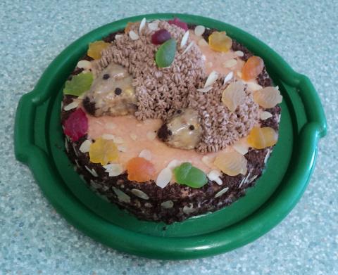 Торт «На лесной опушке»