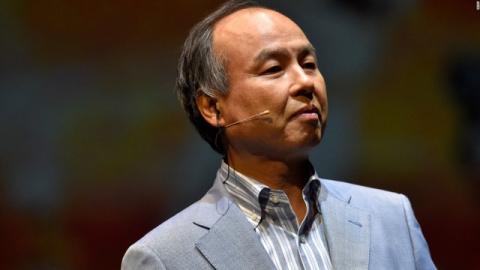 Глава SoftBank ломает правила венчурного рынка