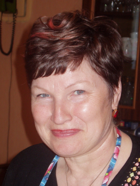 Татьяна Передернина (Веткасова)