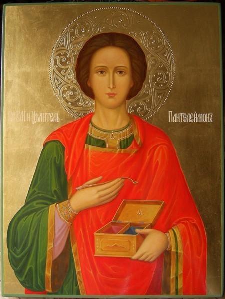Фильм о Св. великомученике и целителе Пантелеимоне