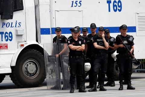 Одного из главарей ИГ* арестовали в Турции