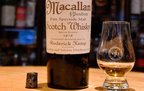 Редкий шотландский виски, пр…