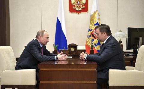 Президент России, Кремль - Новости недели